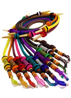 Cobra Hookah Hose -- so many colors!