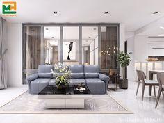 Cùng ở chung 1 dãy trong căn hộ Garden Gate, Cô Ngọc biết đến Mạnh Hệ qua sự giới thiệu của anh Phương – 1 khách hàng đã từng lựa chọn Mạnh Hệ để thi công nội thất căn hộ với diện tích tương đương.