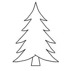 white life ©: easy christmas message tree   weihnachtsbaum vorlage, weihnachtsbaum schablone