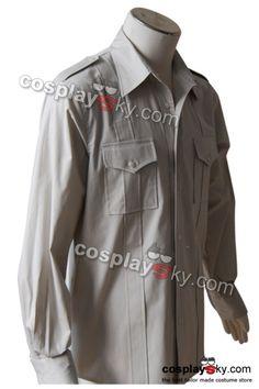 Indiana Jones Harrison Ford Shirt Costume