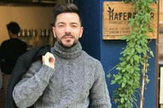 Like his home city of Berlin, Pablo Montenegro combines a modern sense of fashion with a fun-loving attitude. Here's our review of his best looks. Berlin Fashion, Fun Loving, Male Fashion, Montenegro, Fashion Bloggers, Attitude, City, Modern, Moda Masculina