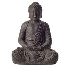 My Spirit Garden Volcanic Ash Peaceful Buddha Statue & Reviews ...