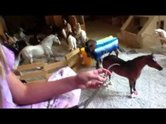 How To Make a breyer horse blanket (Requested) - YouTube