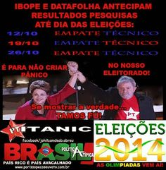 """Dilma Rousseff deveria renunciar ao cargo de Presidenta e à candidatura reeleitoral ao Palácio do Planalto, se o Brasil fosse um País normal, sério e com segurança jurídica. Como não é, o cinismo da corrupta e mentirosa politicagem impera nos três poderes. Por causa da sem vergonhice institucional, as revelações criminosas dos """"colaboradores premiados"""" da Lava Jato produzem apenas o efeito de escandalizar a opinião pública. Os verdadeiros e poderosos chefões do esquema continuam livres e…"""