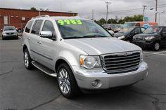2008 Chrysler Aspen, 145,910 miles, $9,981.