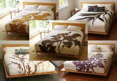 Bolig Indretning: Smukt og økologisk sengetøj fra Amenity
