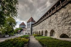The fairytale city of Tallinn, Estonia boasts winding cobblestone streets, a…