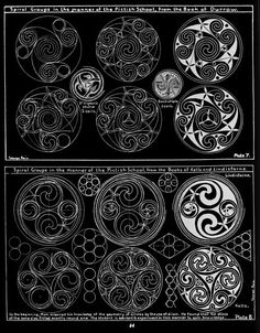 "chaosophia218: "" George Bain - Methods of Construction in Celtic Art, 1996. """