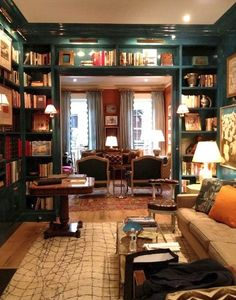 Color Outside the Lines: Delays, Bookshelves, and Cowhides