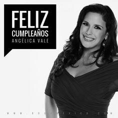 ¡Feliz cumpleaños Angelica Vale! #bogamexico #mexico #angelicavale #cumpleaños #happybirthday #actriz #cantante #comediante #talentomexicano #orgullo #felicidades