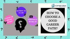 How To Choose A Career Path | Episode #3 MyCareerIdea.com Choosing A Career, Career Options, Best Careers, Feeling Stuck, Career Path, Episode 3, Dream Job, Going To Work, Something To Do