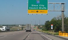Sioux City, IA in Iowa