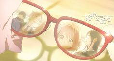 Through her eyes All Anime, Me Me Me Anime, Manga Anime, Anime Art, Katana, Otaku, Mirai Kuriyama, Beyond The Boundary, Kyoto Animation
