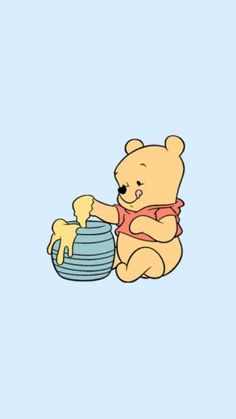 cute wallpaper backgrounds New Wallpaper Phone Disney Baby Winnie The Pooh Ideas Disney Phone Wallpaper, Cartoon Wallpaper Iphone, Iphone Background Wallpaper, Cute Cartoon Wallpapers, Iphone Wallpapers, Phone Backgrounds, Pretty Wallpapers, Cute I Phone Wallpaper, The Best Wallpapers