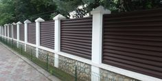 Lucrari garduri si porti metalice MODERNE SI REZISTENTE Garage Doors, Outdoor Decor, Modern, Design, Home Decor, Trendy Tree, Decoration Home, Room Decor
