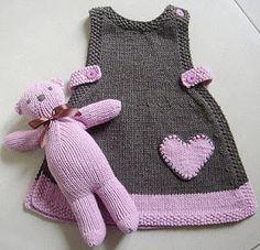 Bebe Moda Örgü Giyim: Bebek Çocuk Örgüleri 8