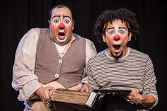 """.: CIA Canta Circo & Teatro apresenta """"Shakespirando""""  http://www.resenhando.com/2014/10/cia-canta-circo-teatro-apresenta.html"""