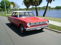 1965 AMC Rambler. This is the car I ALMOST got in high school before that jerk talked my mom out of it. I was heartbroken.