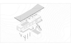 Casa Gaviota,Diagrama