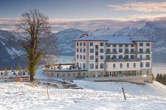 Winter Impressions - hotel villa honegg