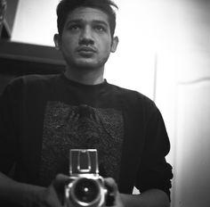 My first shot on film