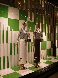 Louis Vuitton Geometry spring 2013