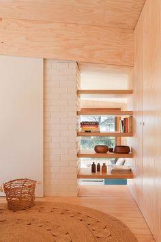 Clare Cousins Architects: Beach House - Mornington - Thisispaper Magazine