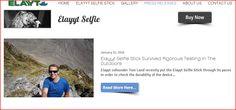 Interesting Selfie Stick Articles