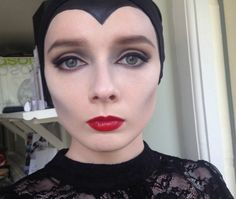 Maleficent Makeup: From Saturday Night Glamour to Full-On Badass