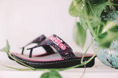 06f02a40b0ba Alegria Shoes Vanessa Spiro Purple Sandals at Alegria Shoe Shop Purple  Sandals