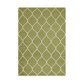 Found it at Wayfair - Alouetta  Hand-Tufted Green Area Rug