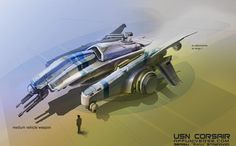 ArtStation - Corsair Ship, Sergiu ikarus