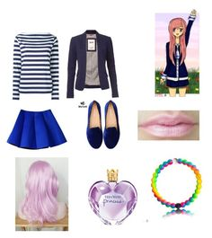 """LDshadowlady"" by sillygirl14 on Polyvore featuring Tommy Hilfiger, Acoté and Vera Wang"