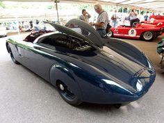 1935 ALFA ROMEO 6C 2300'AERODINAMICA SPIDER'