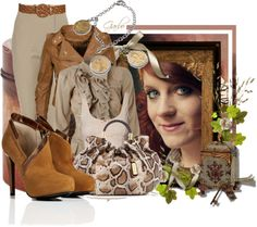 """""""Penny For Your Thoughts"""" by garbowvu ❤ liked on Polyvore"""