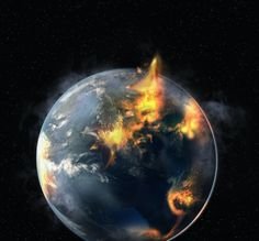 Greenhouse Effect, Greenhouse Gases, Seven Trumpets, History Of Earth, Forest Habitat, The Tribulation, Ozone Layer, What Is Today