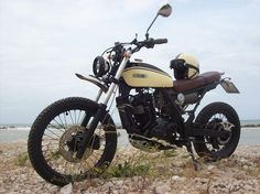 Suzuki DR650, The Real Vintage Scrambler – Italy – OTOMOTIF USA