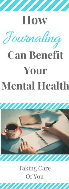 When emotions overwhelm us it is important to have a healthy outlet. Keeping a daily journal can help manage anxiety, reduce stress and can also help to cope with depression. Use this amazing mental health journal guide for depression to organise and gain control of your thoughts. Self care   depression   journal   journaling   daily journal   Mental Health   journal prompts   How to journal   Mental Health journal #journal