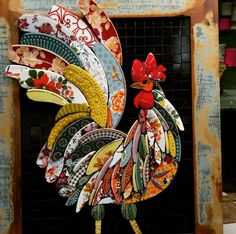 We have come across the most amazing Mosaic Wall Art Ideas and you are going to fall head over heels as we did. Learn how to cut china to create your own. Mosaic Artwork, Mosaic Wall Art, Mosaic Diy, Mosaic Garden, Mosaic Crafts, Mosaic Projects, Mosaic Glass, Mosaic Ideas, Mosaic Animals