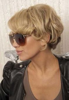 20 Best Wavy Short Hairstyles | 2013 Short Haircut for Women by alexandria
