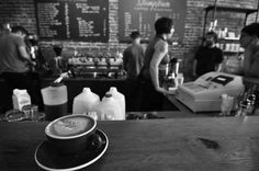 Stumptown Coffee Roasters in Portland, Ore. | 25 Coffee Shops Around The World You Have To See Before You Die