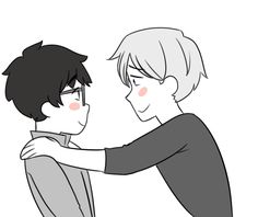 "supasaizu: ""i love them so much ahh!!~ (≧◡≦) ♡ i had to make a gif """