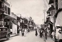 REDS.VN - Loạt ảnh để đời của người Pháp về Hà Nội thời thuộc địa Vietnam History, Indochine, Hanoi, Street View