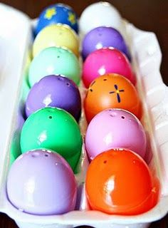 Resurrection Eggs Tutorial. Tell the true story of Easter with a different lesson in each egg.