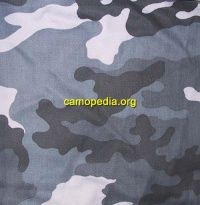 Another camouflage design dating to 1992 is also loosely based on the US M81 woodland drawings, and produced in both an urban and a woodland colorway. The woodland version is called Лес or Les (forest), while the urban or grey variation is called город or Gorod (city). Both variants are worn by MVD Internal Troops & GRU spetsnaz units.