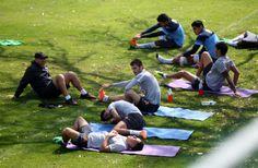 Entrenamiento @Rayados de Monterrey Oficial  (14/04/14) Foto: Jorge López