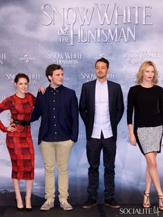 'Snow White And The Huntsman' Photocall In Berlin