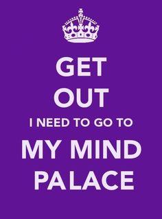 Mind palace!