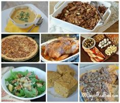 Food Holiday Recipes from 100 Days of #RealFood