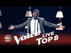 """▶ The Voice 2014 Top 8 - Damien: """"Someone Like You"""" - YouTube"""
